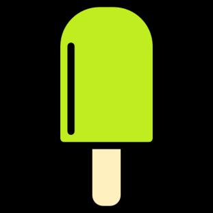 ice pop poetry logo
